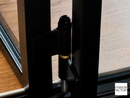 Projet Chevalier : Charniètre verrière fenêtre